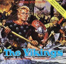 Mario Nascimbene - Vikings/Salomon & Sheb [New CD] Italy - Import