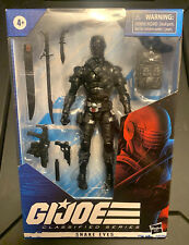 "Hasbro G.I. Joe Classified Series Snake Eyes 6"" Action Figure Wave 1 New In Box"