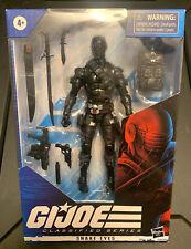 "Hasbro G.I. Joe Classified Series Snake Eyes 6"" Action Figure Wave 1 New In Box"