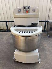 Lucks Sm160 Spiral Dough Mixer 160Kg 352Lbs Abs Mixer Bakery 2 Speed Panaderia