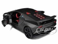 LAMBORGHINI SESTO ELEMENTO MATT GREY 1/24 DIECAST CAR MODEL BY BBURAGO 21061