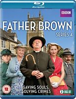 Father Brown Series 4 [Blu-ray] [DVD][Region 2]