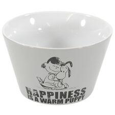 Bol à céréales conique en céramique Snoopy