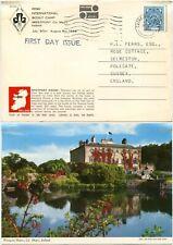More details for ireland westport house mayo 1968 scouting irish international camp ppc