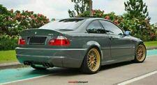 BMW E46 COUPE M3 STYLE CSL TRUNK SPOILER