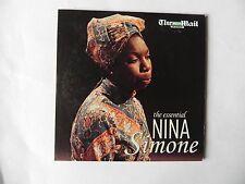 THE ESSENTIAL NINA SIMONE PROMO CD