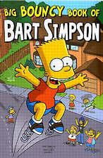 Big Bouncy Book of Bart Simpson (Simpsons Comics Presents), Matt Groening, New c