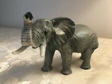 """VINTAGE 7"""" ELEPHANT CAST RESIN FIGURINE, ITALIAN"""