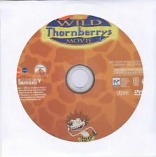 The Wild Thornberrys Movie (2002) DVD DISC ONLY - NO CASE OR ARTWORK FREE SHIP