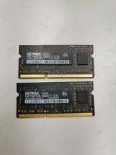 New listing Elpida 8Gb (2X4Gb) Pc3L-12800S Ddr3 1600Mhz Sodimm Apple Laptop Memory