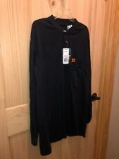 Wrangler Riggs FR HRC2 shirt size large—-NWT