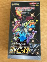 Pokémon Card Game Sword & Shield High Class Pack Shiny Star V BOX Japan LTD NEW
