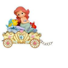 Precious Moments Disney Princess Parade Birthday Train Ariel -Age 4, #104406
