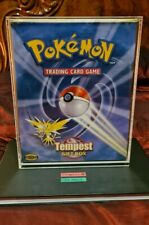More details for ⛈️ factory sealed tempest gift box (incl. acrylic display) - pokemon ⛈️