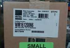 Rittal Wm161208n6 Enclosure 316 Stainless Steel 16 X 12 X 8 In Stock