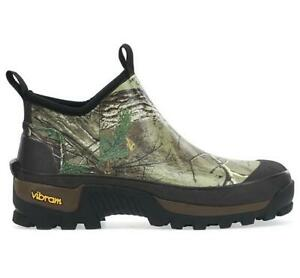 WESTERN CHIEF MEN XTRA NEOPRENE ANKLE BOOT CAMO WATERPROF INSULATED HUNTING