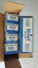 Premier Supermatic Light King Size Cigarette Filter Tubes 1 Box of 200