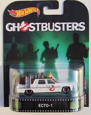HOT WHEELS 2016 RETRO ENTERTAINMENT GHOSTBUSTERS ECTO-1