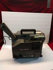 Elmo 16-Al 16mm Optical Sound Movie Projector Self Loading