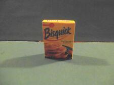 Barbie 1:6 Kitchen Food Miniature Box of Bisquick Baking Mix