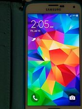 Samsung Galaxy S5 SM-G900A - 16GB - Shimmery White (AT&T) Smartphone UNLOCKED