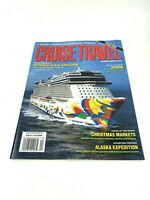 Cruise Travel Magazine March April 2020 Athens Alaska Christmas Markets Encore