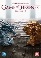 Game of Thrones The Complete Seasons 1-7 - DVD Region 2
