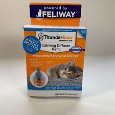 ThunderEase Cat Calming Pheromone Diffuser Kit~ Reduce Stress 90 Day Supply
