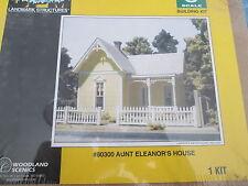"DPM Design Preservation Models #80300 Aunt Eleanor's House 5-3/4 x 5-1/2"""
