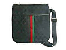 Mens Cross Body Messenger Bag Gents Shoulder Over Bag Holiday Travel Handbag