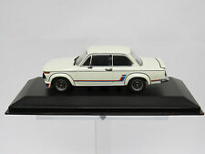 BMW 2002 Turbo 1973-1974 Cream 1/43 Minichamps Nr. 430022200