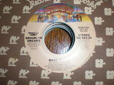 Brooklyn Dreams 45 Make It Last Casablanca Promo