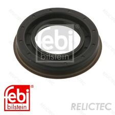 Rear Shaft Seal, differential MB:W124,S124,W126,W204,W123,W202,R107,C126,W203