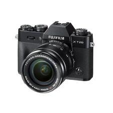Fujifilm X-t20 XF 18-55 Mm schwarz Fuji Xt20