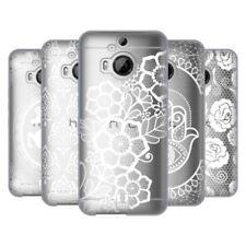 Cover e custodie bianchi marca Head Case Designs per cellulari e palmari silicone / gel / gomma