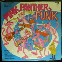Pink Panther Punk lp record Kid Stuff Records KSS 117 sealed original shrinkwrap
