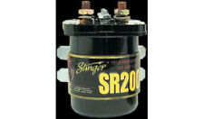 Stinger SGP32 Car Audio 200 Amp Dual Battery High Current Relay And Isolator