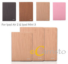 Beeanr Apple Ipad Mini 1 , 2 , 3 Leather Flip Cover Case Protective Bag