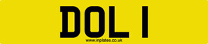 DOL 1 Supplied On Retention Certificate or Transferred To Your Vehicle.