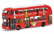 Corgi Original Omnibus New Routemaster London Coca Cola Oxford Circus OM46615B