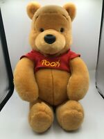 Winnie The Pooh Bear Official Disney Store Plush Kids Soft Stuffed Toy Animal