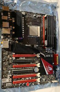ASUS ROG Crosshair IV Formula + AMD phenom II 4x 965 + ADATA 8gb gaming memory