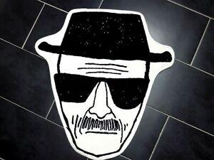 Breaking Bad tapis de sol Heisenberg 80 x 84 cm neuf sous licence POPTOY