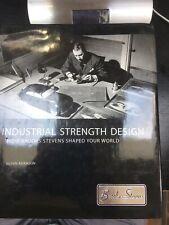 Glenn Adamson  INDUSTRIAL STRENGTH DESIGN MIT Press  2003