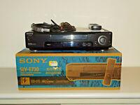 Sony SLV-E730 VHS-Videorecorder in OVP inkl. FB&BDA, 2 Jahre Garantie