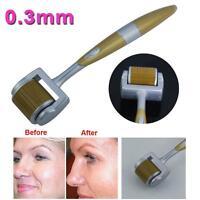 ZGTS Micro Needle Titanium Derma Roller Skin Anti Aging Cellulite Scars 0.3mm #1