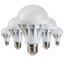 E27 Bayonet LED Bulb 3/5/7/ 9/12/15w Day/Warm White Energy Saving Light 220V