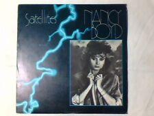 """NANCY BOYD Satellites 7"""" ITALY RARISSIMO"""
