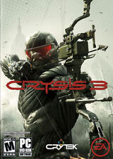 Crysis 3 (PC, 2013) Complete 2 Disc
