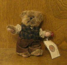 """Russ Berrie VINTAGE COLLECTION #44703 GORDON,  6"""" NEW/tags From Retail Store"""